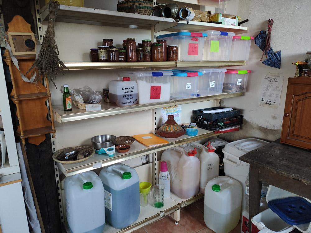 Convenience Store El Calabacino