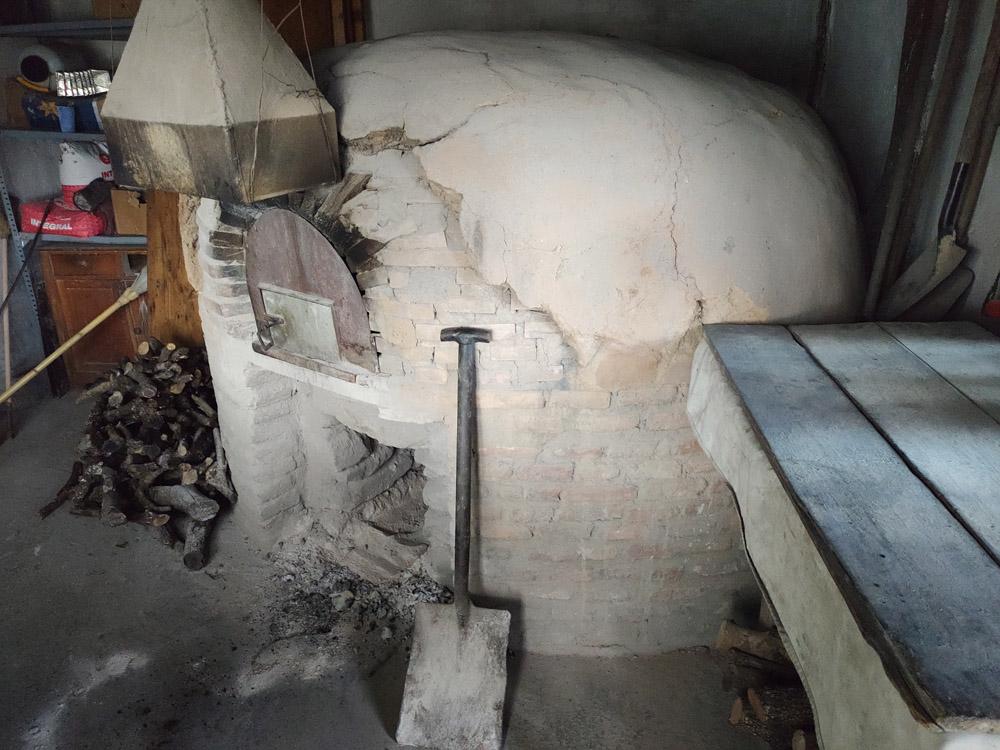 Bread Oven El Calabacino