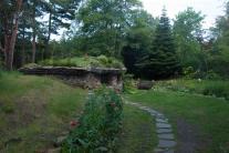 Sanctuaire Naturel depuis l'extérieur