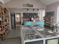 Grocery shop Hjortshoj
