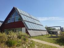 Panels solar thermal Hjortshoj