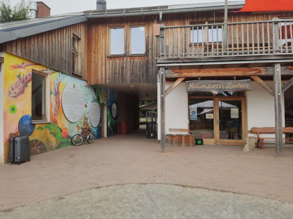 Grocery shop Sieben Linden