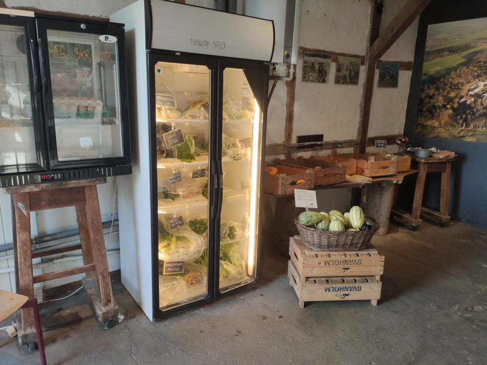 Farmer's Store Svanholm